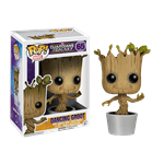 Marvel - Guardians of the Galaxy - Dancing Groot Pop! Vinyl Bobble Head Figure - Packshot 1