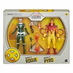 Marvel - X-Men - Legends Rogue and Pyro 2-Pack Figure - Packshot 1