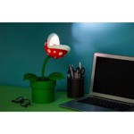 Nintendo - Super Mario - Piranha Plant Posable Desk Lamp - Packshot 3