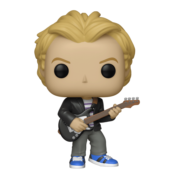 The Police - Sting Pop! Vinyl Figure - Packshot 1