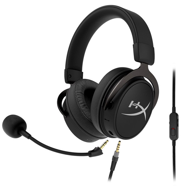 HyperX Cloud MIX Wired Gaming Headset + Bluetooth - Packshot 3