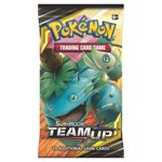 Pokemon - TCG - Sun & Moon Team Up Booster Pack (Single Pack) - Packshot 1