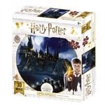 Harry Potter - Boats To Hogwarts 3D-Image 500-Piece Puzzle - Packshot 1