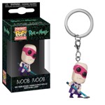 Rick and Morty - Noob Noob Pocket Pop! Keychain - Packshot 1