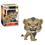 Disney - Lion King (2019) - Scar Pop! Vinyl Figure - Packshot 1
