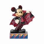 Disney - Mickey Mouse - Vampire Mickey Mouse Statue - Packshot 1