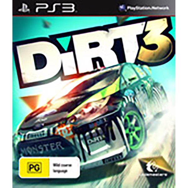 DiRT 3 - Packshot 1