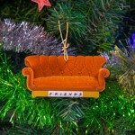 Friends - Central Perk Couch Hallmark Keepsake Ornament - Packshot 5