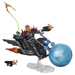 "Marvel - Cosmic Ghost Rider 6"" Marvel Legends Action Figure & Vehicle Set Riders Series - Packshot 1"