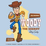Disney - Toy Story - Woody Box Art T-Shirt - S - Packshot 2