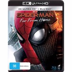 Marvel - Spider-Man: Far From Home 4K UHD Blu-ray - Packshot 1