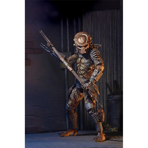 "Predator 2 - City Ultimate Hunter 7"" Action Figure - Packshot 2"