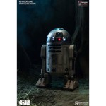 Star Wars - R2-D2 Deluxe 1/6 Scale Sideshow Collectibles Figure - Packshot 2