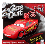Disney - Cars 3 - Gas Out Card Game - Packshot 1