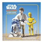 Star Wars - Episode IV - Epic Yarns: A New Hope Book - Packshot 1
