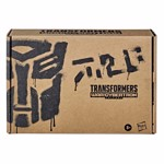 Transformers - Hasbro Generation Selects Deluxe Greasepit Action Figure - Packshot 3