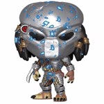 Predator - Predator with Electric Blue Armour Pop! Vinyl Figure - Packshot 1