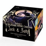 Disney - Villains - The Nightmare Before Christmas - Jack and Sally Short Story Candle - Packshot 2