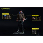 Cyberpunk 2077 - V Male 1/6 Articulated Action Figure - Packshot 2