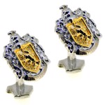 Harry Potter - Hufflepuff Double-Sided Cuff Links - Packshot 1