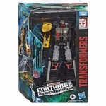 Transformers - Earthrise War for Cybertron Deluxe Ironworks Action Figure - Packshot 4
