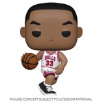 NBA Legends - Bulls - Scottie Pippen (Home) Pop! Vinyl Figure - Packshot 1
