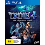 Trine 4: The Nightmare Prince - Packshot 1