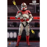 "Star Wars - The Clone Wars - Coruscant Guard 1:6 Scale 12"" Action Figure - Packshot 5"