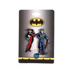 DC Comics - Harley Quinn and Joker Pin - Packshot 1