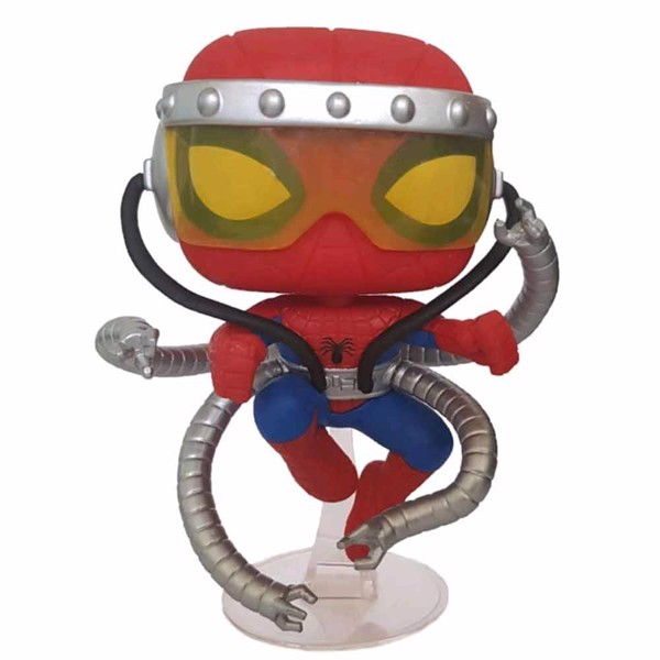 Marvel - Spider-Man - Octo-Spidey Pop! Vinyl Figure - Packshot 1