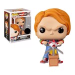 Horror - Child's Play 2 - Chucky with Buddy & Scissors Pop! Vinyl Figure - Packshot 1