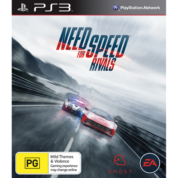 Need for Speed: Rivals - Packshot 1
