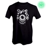 Dungeons & Dragons - Beholder Glow in The Dark T-Shirt - XS - Packshot 1