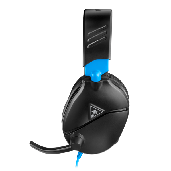 Turtle Beach Recon 70P Gaming Headset - Black - Packshot 3