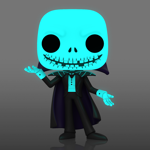 Nightmare Before Christmas - Jack Vampire Glow Pop! Vinyl Figure - Packshot 2