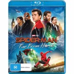 Marvel - Spider-Man: Far From Home Blu-ray - Packshot 1