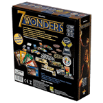 7 Wonders Board Game - Packshot 2