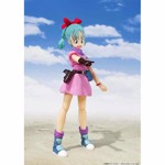 Dragon Ball Z - Bulma beginning of a great adventure Figuarts figure - Packshot 4