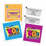80S Trivia Tin Card Game - Packshot 2