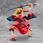 One Piece - Luffy Taro Warriors MegaHouse PVC Figure - Packshot 4