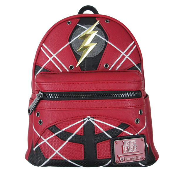 DC Comics - The Flash Loungefly Mini-Backpack - Packshot 1