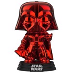 Star Wars - Darth Vader Red Chrome Pop! Vinyl Figure - Packshot 1