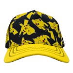 Pokemon - Pikachu All-Over Print Cap - Packshot 1