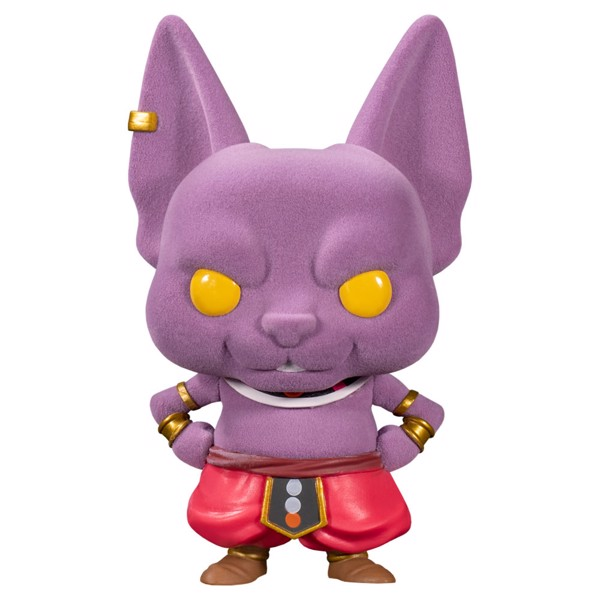 Dragon Ball Super - Champa Flocked Pop! Vinyl Figure - Packshot 1