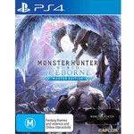 Monster Hunter World: Iceborne Master Edition - Packshot 1