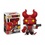 Hellboy - Hellboy with Jacket Pop! Vinyl Figure - Packshot 2