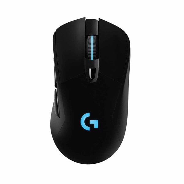 Logitech G703 Lightspeed Wireless Gaming Mouse With 16K Hero Sensor - Packshot 2