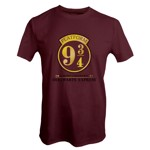 Harry Potter - Platform 9 3/4 Gold T-Shirt - Packshot 1