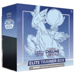 Pokemon - TCG - Sword & Shield Chilling Reign Elite Trainer Box - Packshot 2