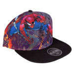 Marvel - Spider-Man over New York City Cap - Packshot 1